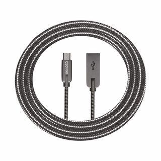 Metall Micro Kabel graumetallic (Artikelnr.: 0365.00)