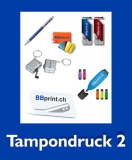 Angelieferte Dunkle Artikel Tampon 2 Bbprint Ch