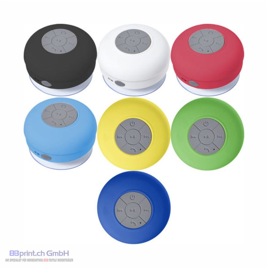 BT/Wireless-Lautsprecher Shower Bestseller (Artikelnr.: 7631.000)