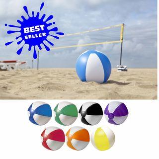 Aufblasbarer Wasserball aus PVC Bestseller Ø 26cm (Artikelnr.: 9620.00)
