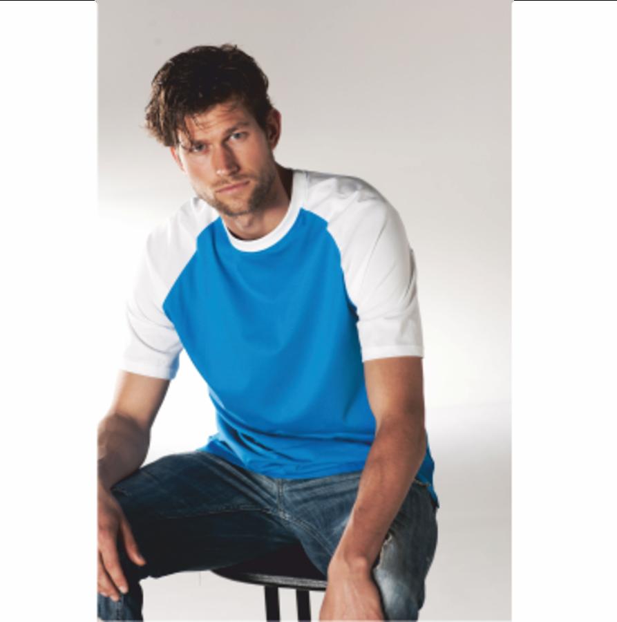 Baseball T-Shirt (Artikelnr.: K330)